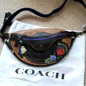 Coach Disney belt bag
